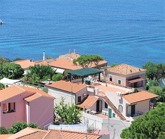 Hotel Il Perseo a Chiessi all'Isola d'Elba